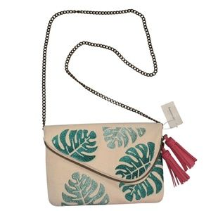 Francesca's Crossbody Bag New With Tag